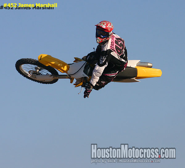 James Marshall at Three Palms MX